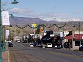 image: Old Town Cottonwood AZ December 2009 courtesy of David O'Donnell