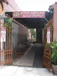 Verde Valley Wine Cellar Tasting Room