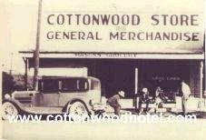 1908-1917 Lon Mason's General Store & Post Office Cottonwood Arizona