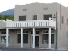 Cottonwood Hotel Toltec Indian architecture historically turn of the 20th century popular design