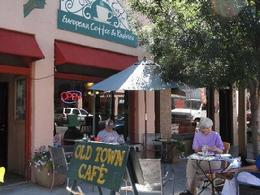 Cottonwood AZ Old Town Cafe