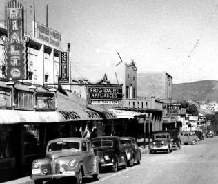 Cottonwood Arizona 1939