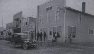 Cottonwood Hotel 1917