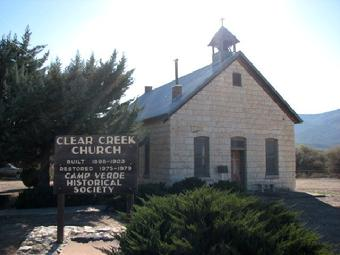 Historic Clear Creek Church
