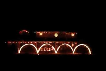 Cornville AZ Christmas Light Show