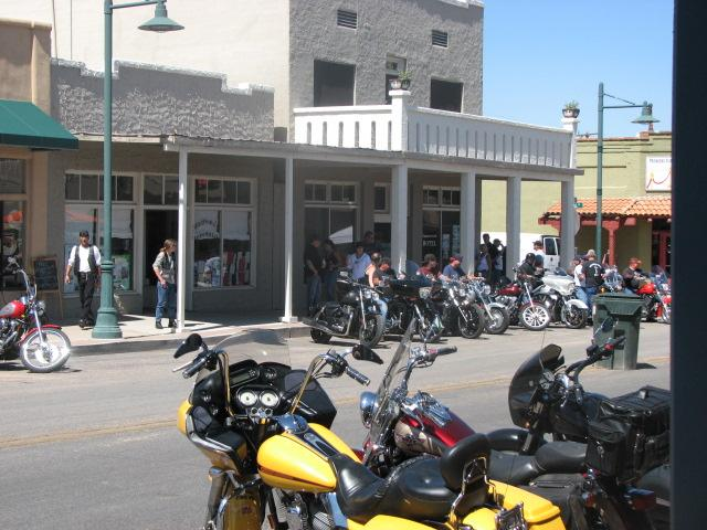 arizona motor cycle events